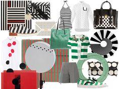 Stripes and polka dots - RedMilk