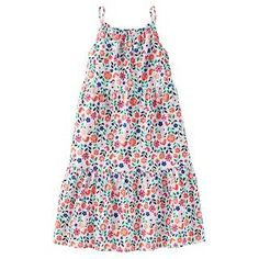 Just One You™Made by Carter's® Toddler Girls' Floral Print Maxi Dress