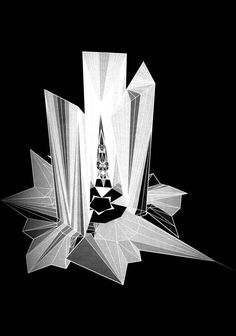 2015(STUDY)-CONCEPTUAL DESIGN-DIAMOND SKYSCRAPERS   Andrzej Ludew   Archinect