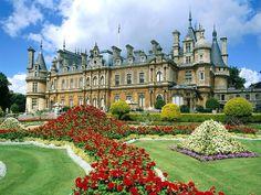 Waddesdon Manor, England