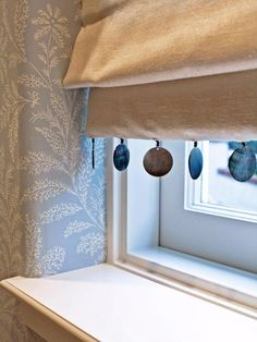 Playing Dress-Up - 12 Ways to Add Privacy in Your Bathroom on HGTV