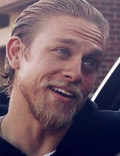Charlie Hunnam.Even with a black eye he is hot and gorgeous !!!
