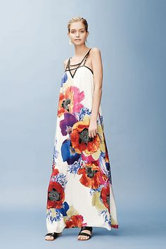 Great maxi dress that could be worn during #pregnancy