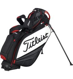 f34e3d4cbaa Titleist Staff Stand Bag Golf Bags, Golf Stand Bags, Golf Shoes, Golf Tour