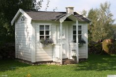 Cute play house. From Styleroom.se