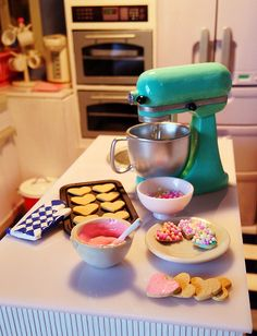 Miniature - Baking love cookies (Part 2) | Flickr - Photo Sharing!