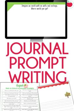 Journal writing give