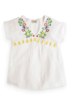 Embroidered Kaftan (3-16yrs) from the Next UK £18
