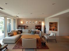アクセントウォールとアクセントクロスの効用 - 建築家リフォーム | 家の時間 自分らしい住まいと暮らし見つけるウェブマガジン