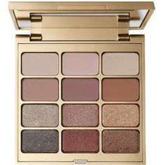 Stila Matte 'n Metal Eye Shadow Palette (41 CHF) ❤ liked on Polyvore featuring beauty products, makeup, eye makeup, eyeshadow, beauty, stila eye shadow, stila, palette eyeshadow, stila eyeshadow and paraben free eyeshadow