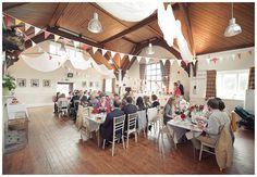 village hall wedding