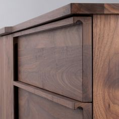 Pullman Walnut Credenza by Schoolhouse Electric & Supply Co.