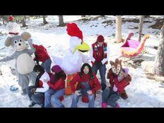 Grupo Encanto - Invierno - YouTube ... para los niños ... tiene vocabulario del primer año ...