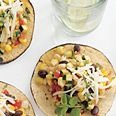 zucchini + tacos, my two favorites! I tried something like this tonight and it was so good!