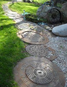 Exceptionnel Garden Paths, Garden Landscaping, Garden Structures, Covered Garden,  Covered Walkway, Amazing Gardens, Landscape, Pathways, Patio