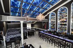 Czar Ice Bar: Atlanta, Georgia. The bar is made of ice!!! bbbbbbbrrrrrrr