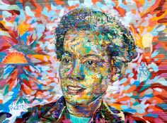 "This International Women's Day, we'd like to honor Pauli Murray-historian, poet, civil rights activist, Episcopal priest & Durham's first saint: ""It had taken me almost a lifetime to discover that true emancipation lies in the acceptance of the whole past, in deriving strength from all my roots, in facing up to the degradation as well as the dignity of my ancestors."""
