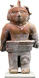 Rattle in the Form of a Ball Player