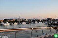 Fiume Pescara #Pescara #Abruzzo #Italia #Italy #Viaggio #Viaggiare #Travel #AlwaysOnTheRoad