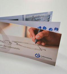 LEBENSHILFE WORMS - Den Wirtschafts- und  Privatkunden bietet die Lebenshilfe  eine vielfältige Produkt- und Dienstleistungspalette. Um über diese Vielfalt zu informieren, entwickelten wir eine Produktübersicht in Form einer Broschüre.