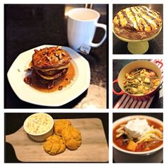 Gluten free vegan vegetarian fall recipe roundup