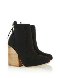 CHLOE Neoprene Boots