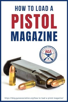 How proficient are you in loading a semi-automatic pistol magazine? Let's look into the several techniques of ammo reloading, so you'll always have your magazine loaded and ready. #howto #pistolmagazine #pistol #magazine #reloading #gunassociation Survival Weapons, Survival Tips, Pistol For Women, How To Make Diy Projects, Ammo Storage, Reloading Ammo, Tactical Pistol, Target Practice, You Magazine