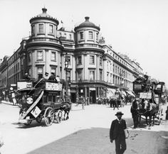 Love Old Photos? Me Too. Enjoy These Photos of Victorian London: Charing Cross