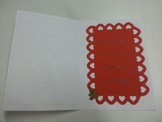 Interior tarjeta de Lucía