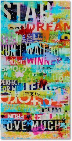 Get inspired with the Dream Big wall art's motivating message and bright colors. Kunstjournal Inspiration, Art Journal Inspiration, Big Wall Art, Wall Art Decor, Graffiti Art, Value In Art, Trippy Wallpaper, Hawaiian Tattoo, Hippie Art