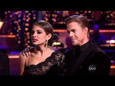 Maria Menounos & Derek Hough - Argentine Tango - Week 9