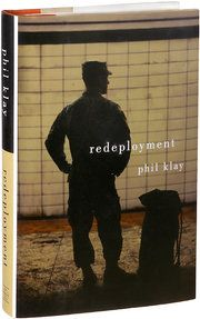 REDEPLOYMENT by Phil Klay / The gritty, unsparing stories in this debut collection give us a visceral feel for what it was like to be a soldier on the ground in Iraq and what it was like to return home to a country that was mostly oblivious to the fact that America was even at war. (Photo: Sonny Figueroa/The New York Times)