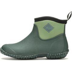 Muck Boots Womens Muckster 11 Ankle Green