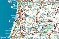 Mapas de Aveiro – Portugal - MapasBlog