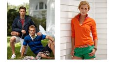 girl - tie as belt    All American Preppy - GANT - Collections