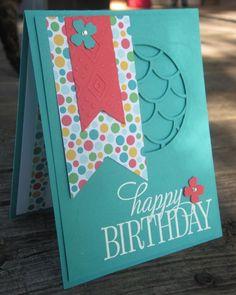 Stampin' Up!, DIY Crafts, Happy Birthday Everyone hostess
