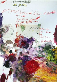 Cy Twombly, Unknown on ArtStack #cy-twombly #art