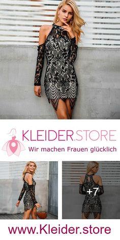 288dafe56fb4 Spitzenkleid Schwarz Kurz günstig Online kaufen – jetzt bis zu -87% sparen!    Kleider bis zu -87% günstiger Online kaufen
