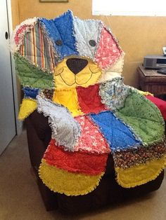 Simplicity : 3955 rag quilts: panda bear, clown fish nemo, ladybug ... : turtle rag quilt - Adamdwight.com