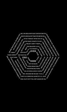 EXO || Overdose || wallpaper for phone