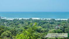 Praia de Itamambuca vista a partir da Rodovia Rio-Santos