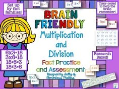 Want your students to have Fact Fluency? This product is research based and REALLY WORKS!