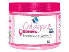 Colágeno Hidrolisado 150g Morango - Body Nutry