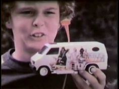 Star Wars Vintage KENNER Commercial - SSP Van Set [Remastered]