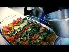 TIAN PROVENCAL : tian de légumes facile et rapide