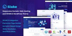 Buy Slake - Isometric Web Hosting, Domain and WHMCS WordPress Theme by Marvel_Theme on ThemeForest. Slake – Responsive Domain, Web Hosting and WHMCS WordPress Theme. It is fully responsive, made with Bootstrap framew. Website Themes, Website Web, Domain Hosting, Html Templates, Hosting Company, Premium Wordpress Themes, Website Template, Web Design, Hosting Website