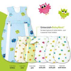 Schlafsäcke von Odenwälder tragen zu einem gesunden Schlaf bei. | online kaufen bei kids-comfort.de #schlafsack #eulen #trendy #sleepingbag #baby #schwangerschaft #maternity