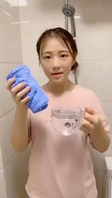 Hair-drying Towel Double Side Coral Fleece Dry Hair Hat Tired of Static Hair? Always wanted a natural way of drying your hair? Tired of catching colds due to wet hair? Hair Blower, Static Hair, Moisturize Hair, Smooth Hair, Thin Hair, Wet Hair, Frizzy Hair, Blow Dry, Up Girl