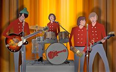 "The recently-released Monkees album Good Times! features some sonically-refurbished tracks from the band's vaults and a number of new tunes written by the likes of Weezer's Rivers Cuomo, Ben Gibbard from Death Cab for Cutie, and XTC's Andy Partridge, who penned the season-appropriate new single ""You Bring the Summer."""