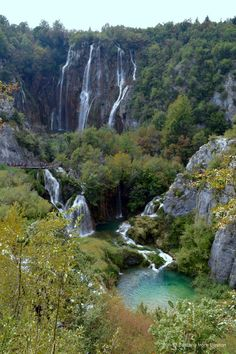 Visiting Plitvice Lakes: The Waterfalls Capital of the World // Brittany from Boston